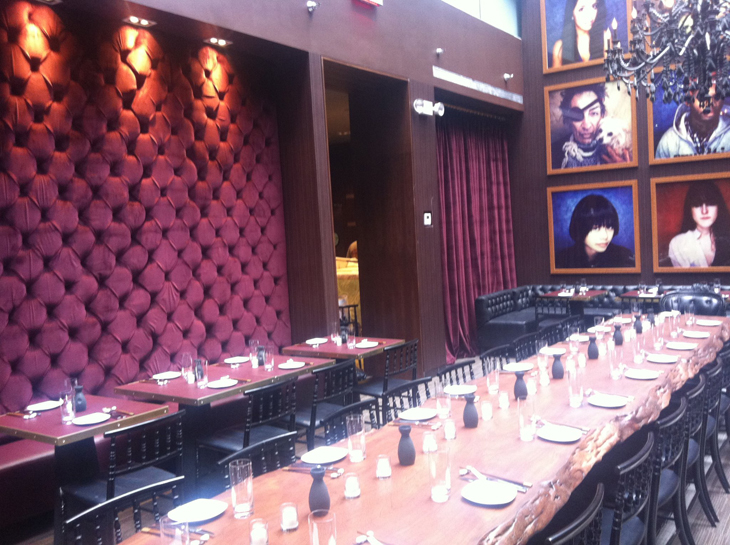 The CO-OP Restaurant at the Hotel on Rivington NYC II