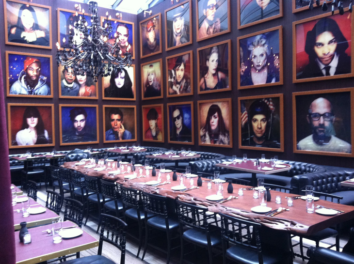 The CO-OP Restaurant at the Hotel on Rivington NYC